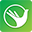 transparent hands app icon logo