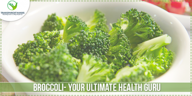 Broccoli - Your Ultimate Health Guru