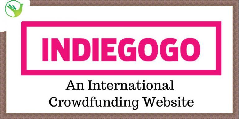 Indiegogo - An International Crowdfunding Website