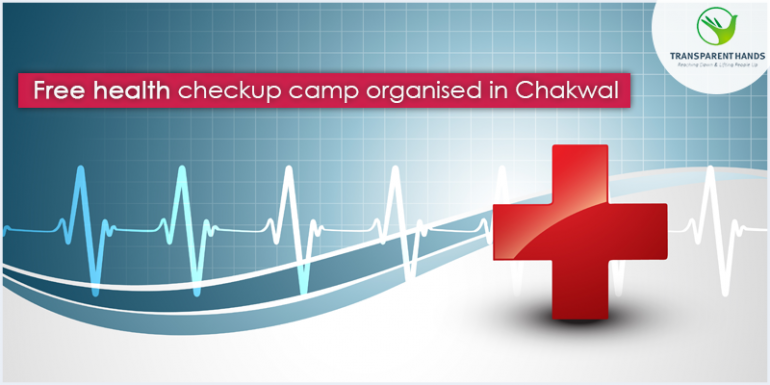 Free Health Checkup Camps Organized in the Chakwal