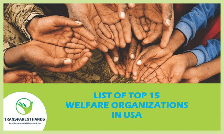 List of Top 5 Welfare Organizations in Canada