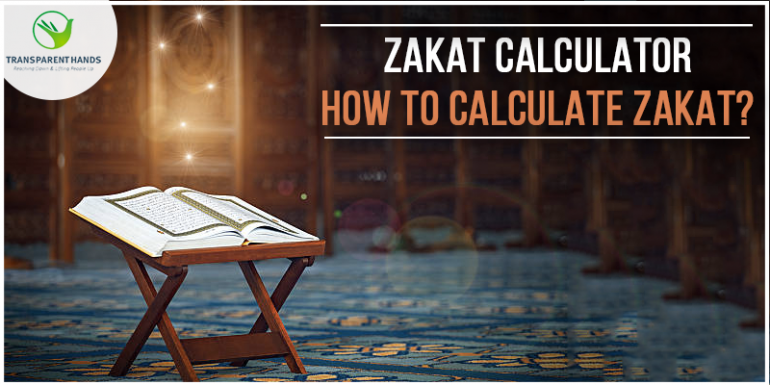 Zakat Calculator-How to Calculate Zakat online