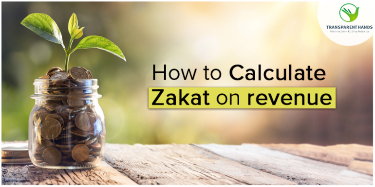 How to calculate Zakat on Revenue