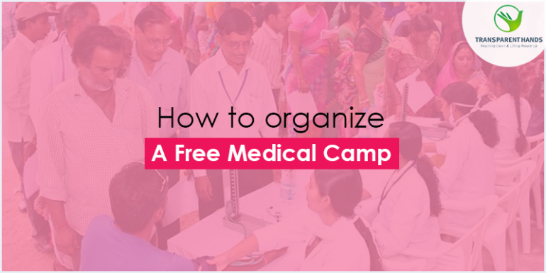 How to Organize a Free Medical Camp