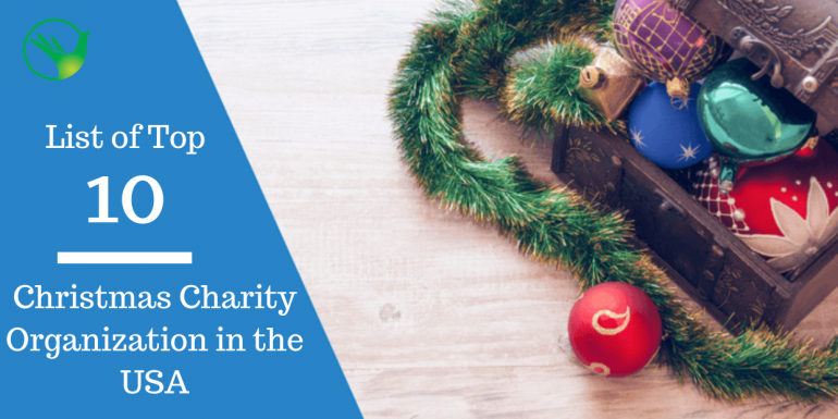 Christmas Charity Organization in the USA
