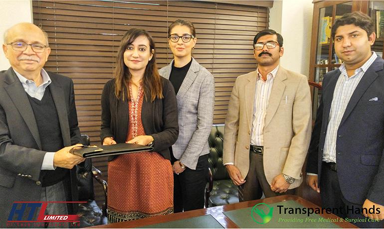 Collaboration with Hi-Tech Lubricants Ltd