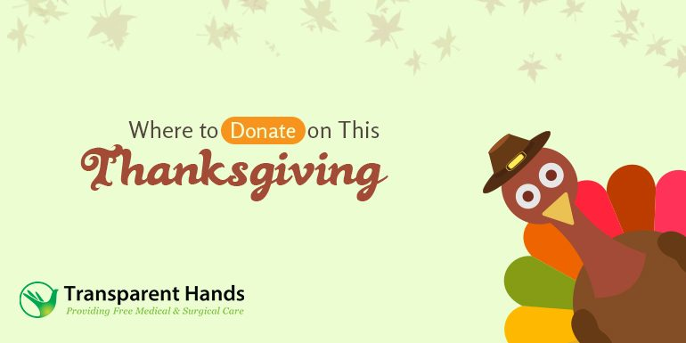 Where to Donate on This Thanksgiving