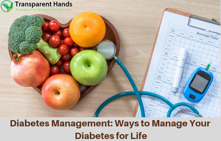 Diabetes Management: Ways to Manage Your Diabetes for Life