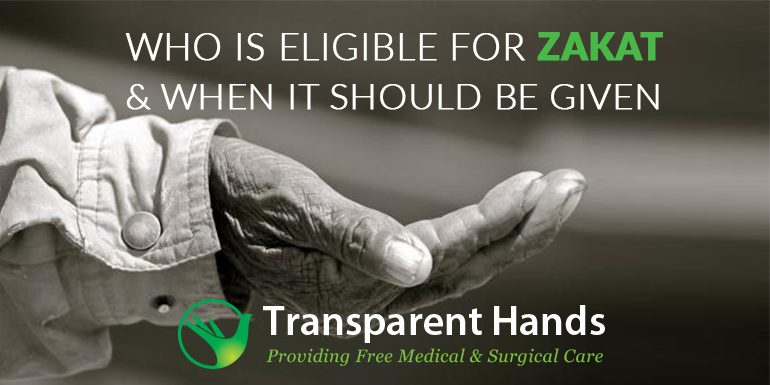 Who is Eligible For Zakat & When It Should Be Given