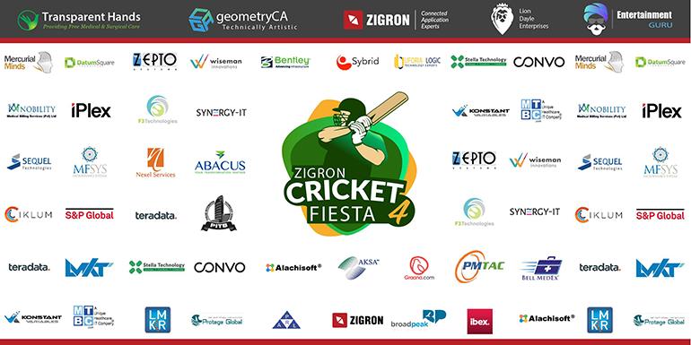 4th Zigron Cricket Fiesta 2019