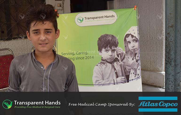 Free Medical Camp at Lahore