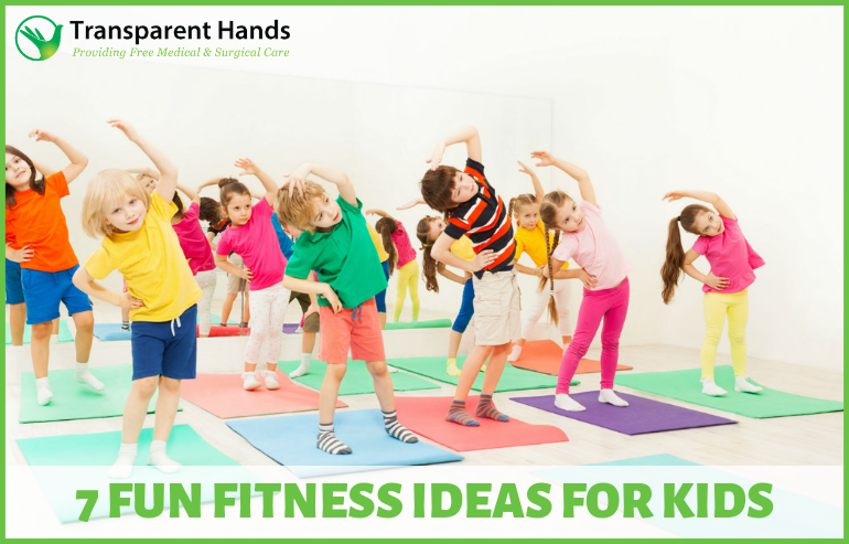 7 FUN FITNESS IDEAS FOR KIDS