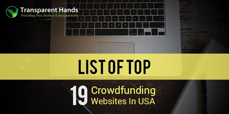 List of Top 19 Crowdfunding Websites in USA