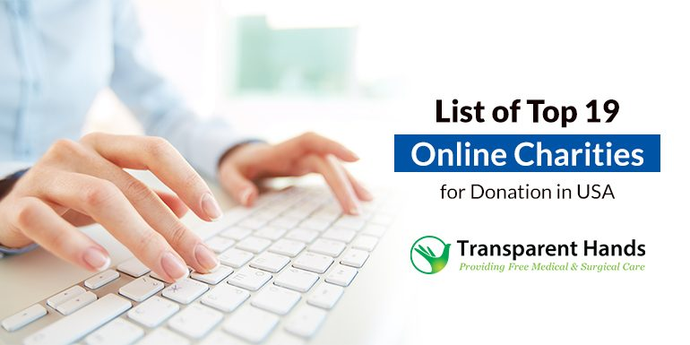 List of Top 19 Online Charities for Donation in USA