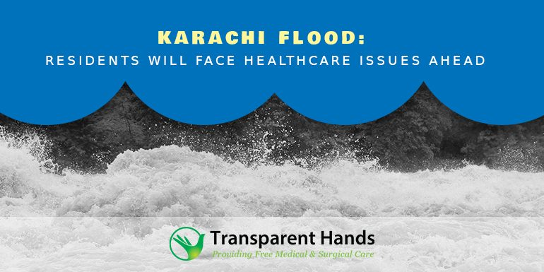 Karachi Flood Residents Will Face Healthcare Issues Ahead