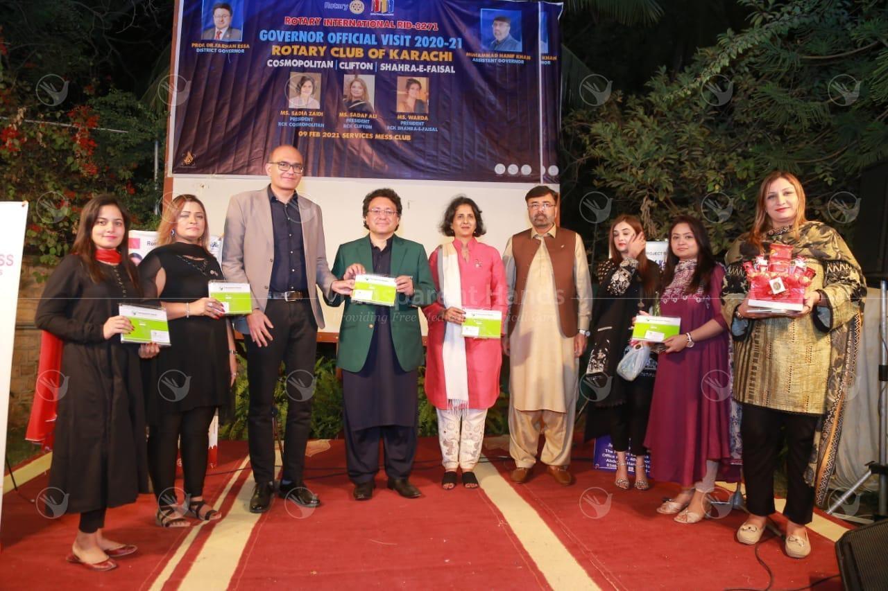 Rotary Club of Karachi